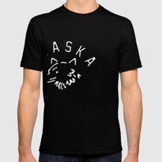 Alaska Mens Fitted Tee Black SMALL