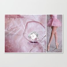 Dancing Queen... Diptych Canvas Print