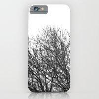 iPhone & iPod Case featuring Treeline by nickcollins.ca