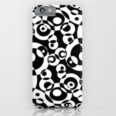 Chaos in black and white Slim Case iPhone 6s