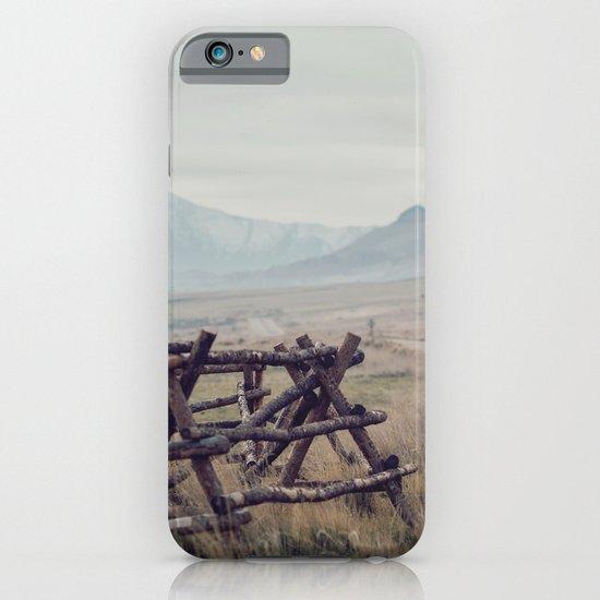 Antelope Island iPhone & iPod Case