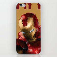 Iron Man MK VII iPhone & iPod Skin