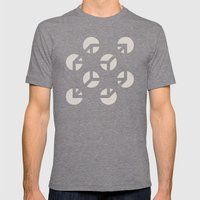 Use Your Illusion Mens Fitted Tee Tri-Grey SMALL