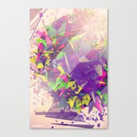 Release Canvas Print