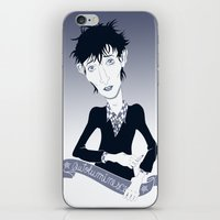 Rowland  iPhone & iPod Skin