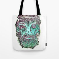 FisherMan Tote Bag