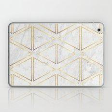 GOld Rhombus Laptop & iPad Skin