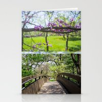 Bridges And Branches Stationery Cards