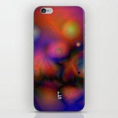Glow II iPhone & iPod Skin