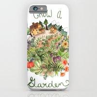 Grow A Garden iPhone 6 Slim Case