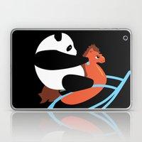 Panda Rock Laptop & iPad Skin