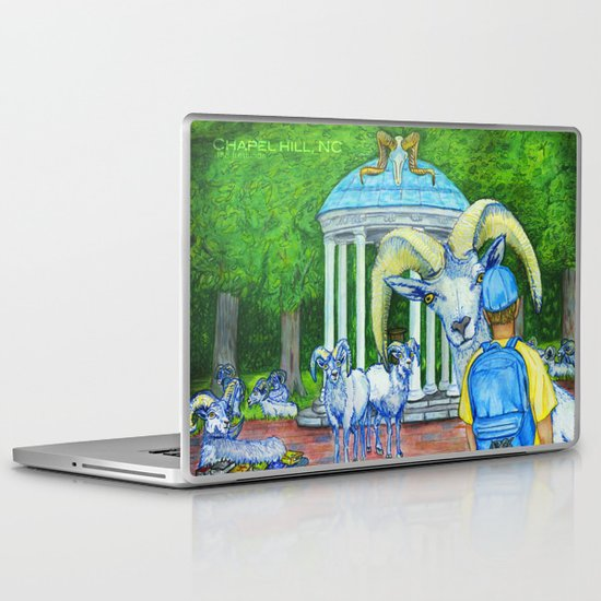 Locals Only  - Chapel Hill, NC Laptop & iPad Skin