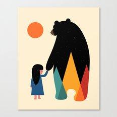 Go Home Canvas Print