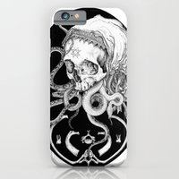 Witch Skull iPhone 6 Slim Case