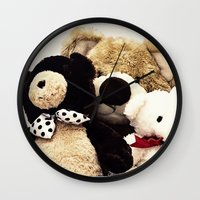 Bearily Bearily Wall Clock