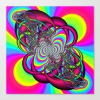 Forever Rainbows Canvas Print
