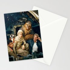 Starwars F.A. Group Stationery Cards