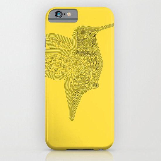 Humming Bird iPhone & iPod Case