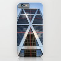 iPhone & iPod Case featuring BLUE by OSCAR GBP
