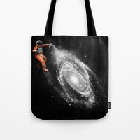 Space Art Tote Bag