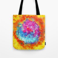 Plasmic Earth Number Two Tote Bag