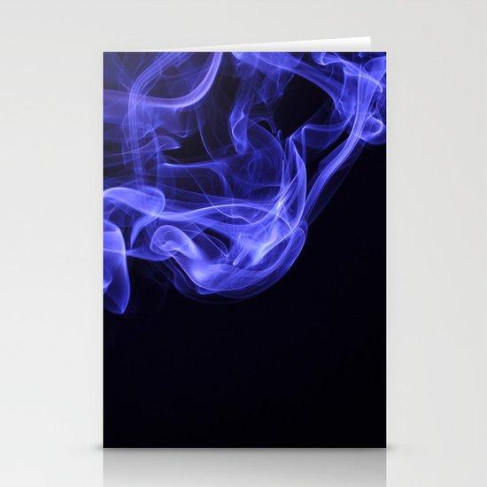 i don't smoke Stationery Card