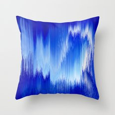 FibreOps-Ice Throw Pillow