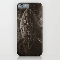 iPhone & iPod Case featuring Axolotl Horst by ponymonster