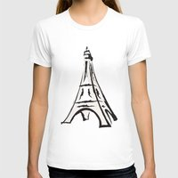 french T-shirts featuring French by jssj