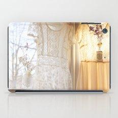 flower and dresses IIII iPad Case