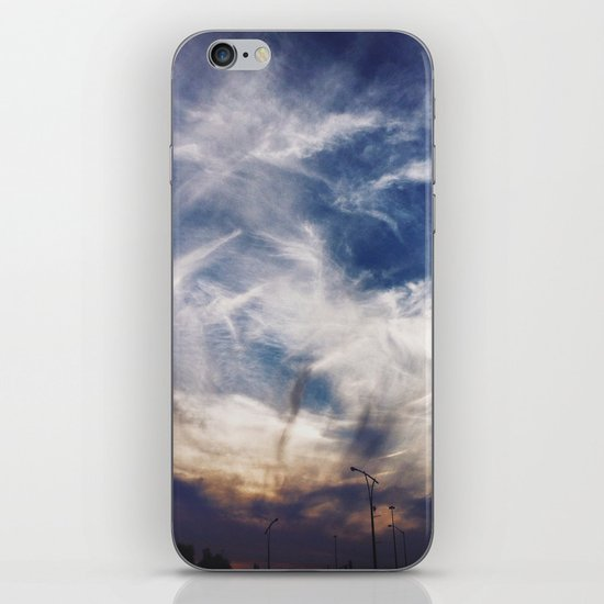 God's Canvas iPhone & iPod Skin