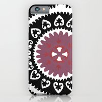 iPhone & iPod Case featuring SUZANI by bows & arrows