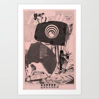 (Fin.) N° 31 Art Print