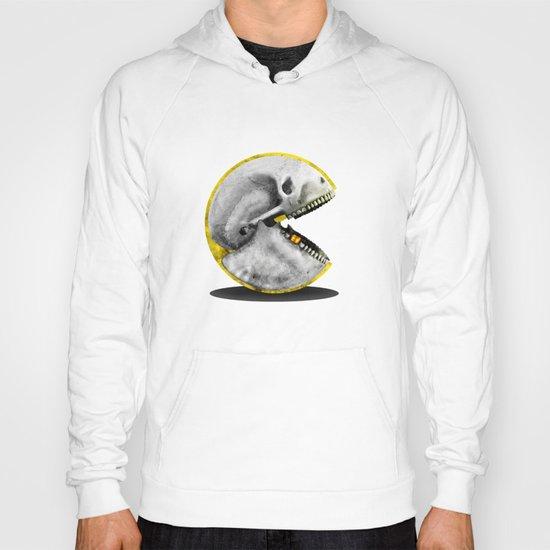 Skull Pacman Hoody