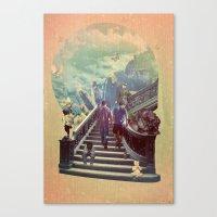 La Vie Canvas Print
