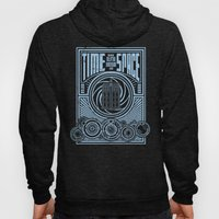 Time and Space Hoody
