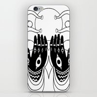 god iPhone & iPod Skin