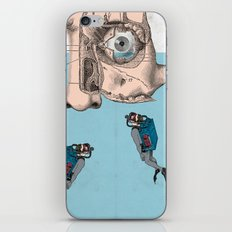 Boys don't cry? iPhone & iPod Skin