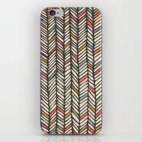 Autumn Threads iPhone & iPod Skin