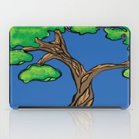 tree love iPad Case