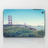 The Golden Gate iPad Case