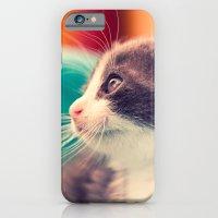 Billy The Cat iPhone 6 Slim Case