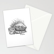 Barf Bag Stationery Cards