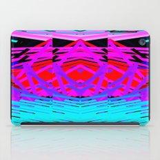 Neon Time iPad Case