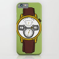 iPhone & iPod Case featuring A. Lange by Illustrated by Jenny