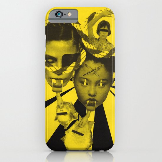 """I said NO."" iPhone & iPod Case"