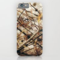 iPhone & iPod Case featuring Tangled by Laura George