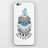 The Temple iPhone & iPod Skin