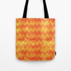 Orange Warmth Tote Bag