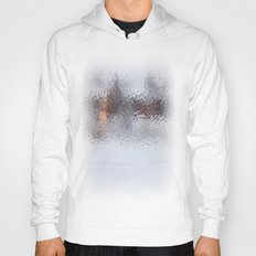 🔵Canadian Ice Landscape Abstract Hoody